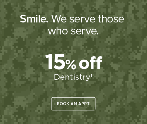 Greeley Modern Dentistry and Orthodontics - Military Service