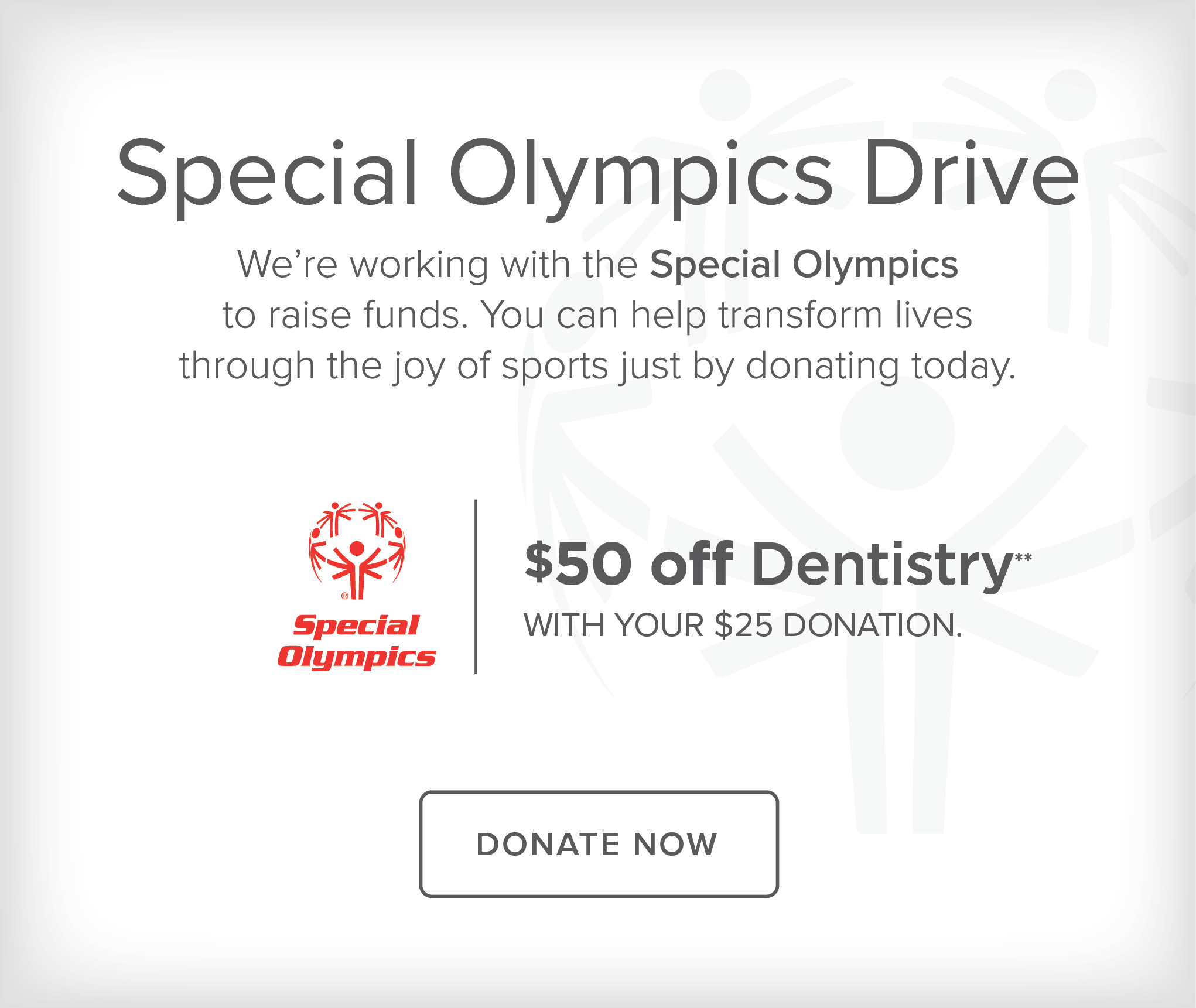 Special Olympics Drive - Greeley Modern Dentistry and Orthodontics